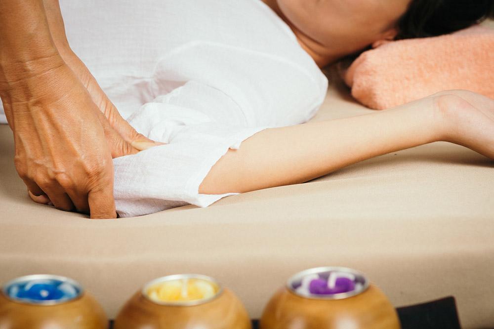 Energijska masaža sibila